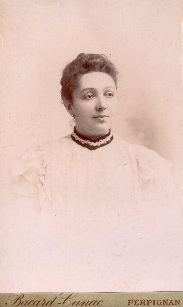 Marie Charpentier, née Verdot.