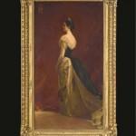 La Marquise de Villahermosa par Benjamin Constant