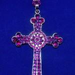 Croix de Monseigneur Izart, maison Velzy, Perpignan, début XXe s.