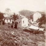 Aplec à la Trinité, Prunet et Belpuig, vers 1880.