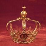 couronne de l'enfant Jésus Notre dame de Laval