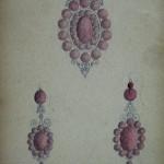 Projet, carnet Charpentier, Casa Pairal, Perpignan