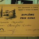 Prix diplome