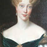 Portrait de la duchesse de Berry, collections Chateau de Chambord.