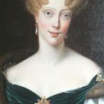 Portrait de la duchesse de Berry, collections Chateau de Chambord.