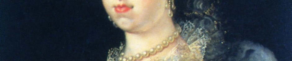Marie Louise de Savoie par Miguel Jacinto Melendez