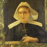 Bretonne à la croix jeannette