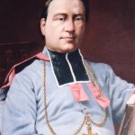 Portrait de Mgr Frédéric Saivet, Coll Eveché de Perpignan.