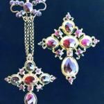 2 Croix badines , Perpignan, 18e s.