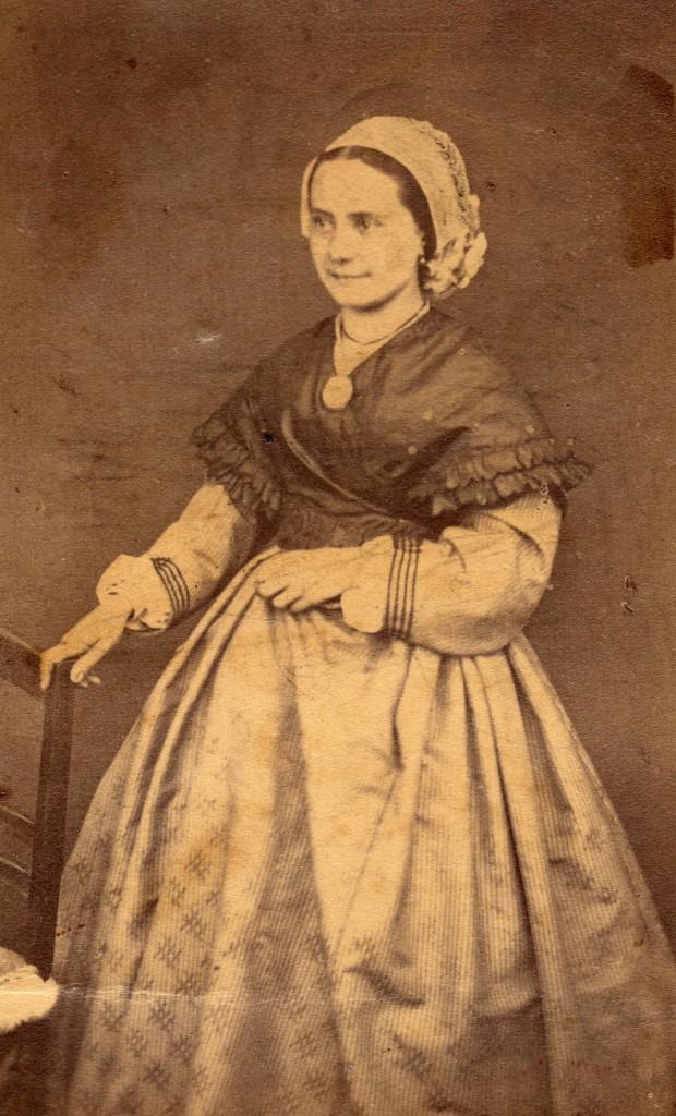 Esperance Polge (1836 1907) photo Grando à Prades