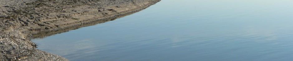 Bocal du Tech Baiser de la rivière aux lèvres de la mer