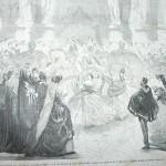 Bal costumé sous Napoléon III