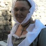 Costume et bijoux du XVIIIe s. photo Laurent Fonquernie