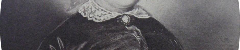 Portrait de Mme De Saget Dubernard, photo Trantoul, Toulouse.