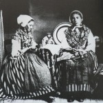 Costumes du Nord, Vers 1870.