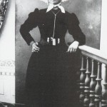 Boulonnaise vers 1900