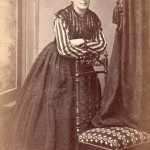 Photo Cabibel Perpignan, vers 1865.