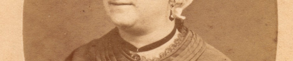 Catalane agée de 39 ans, Perpignan, vers 1880.