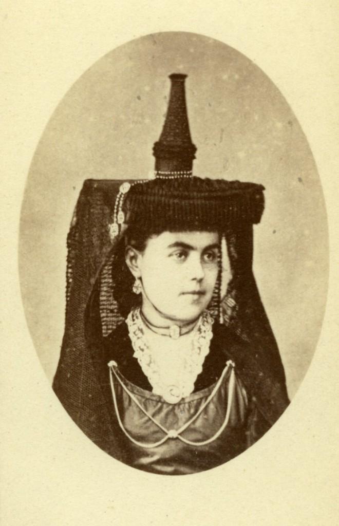 Bressane, vers 1880.