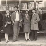 Mode roussillonnaise de la jeunesse en décembre 1928