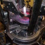 détail des aiguilles circulaires, entreprise Tricot Dio Perpignan