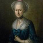 manière de se vétir sous Louis XV