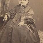 Portrait de femme agée, Provost, Toulouse ou Perpignan, 1865.