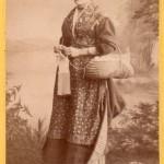 Le tricot a toujours été une activité des zones montagnardes