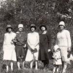 La mode des années 1930 en Roussillon