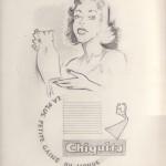 projet pub chiquita dessin original Perpignan