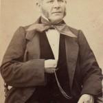 Portrait d'Emile Lequin, Cliché Cabibel Perpignan, 1865