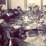 Les artisans bijoutiers catalans au début du 20e s. étaient tres nombreux
