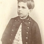 Portrait de garçonnet, Perpignan, vers 1860