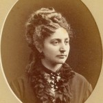 Portrait de femme, Perpignan, vers 1870-1875