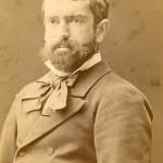 Portrait d'homme, Perpignan, vers 1870