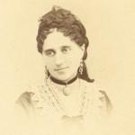 Portrait de femme, Perpignan, vers 1870