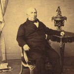 Portrait d'homme, Perpignan, vers 1860