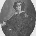 Portrait de femme, Perpignan, vers 1860