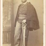 Portrait de militaire, Perpignan, vers 1860