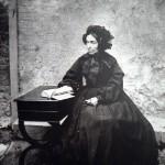 Portrait de femme, vers 1860, cl. Louis Companyo, collection Mediathèque de Perpignan, fonds ancien.
