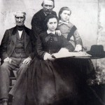 Portrait de groupe, vers 1870, cl. Louis Companyo, collection Mediathèque de Perpignan, fonds ancien.