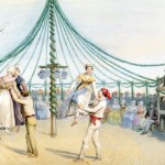 Danses catalanes à Perpignan, Guiraud, Musée Rigaud
