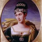 Portrait de Pauline Bonaparte (1780-1825) Lefevre, Robert (1755-1830) Musée National de Malmaison