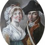 Gamelin, Jacques, Couple de Perpignanais, coll. part.