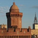 PERPINYA el castellet i la catedral.