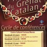 Cycle de Conférences sur le bijou au Barcarès