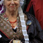 Autre moment fort de la journée, la remise d'un bijou aux trois plus authentiques costumes