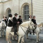 Arles fete des gardians 1er mai 2011