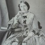 Antoinette Durand de çagarriga vers 1860