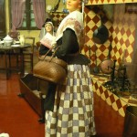 Costume d'agathoise, 1ere moitié du XIXe s., Musée Agathois.